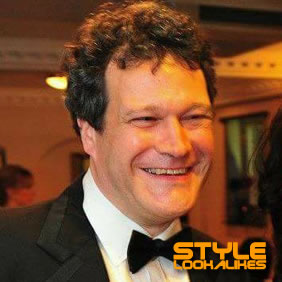 Colin Firth lookalike