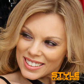 Kylie Minogue lookalike