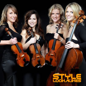 String Quartet lookalike
